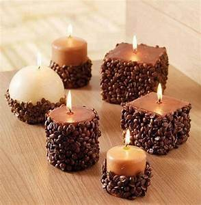 coffee-candles