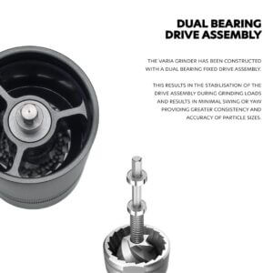 Varia-HandGrinder-dual-bearing